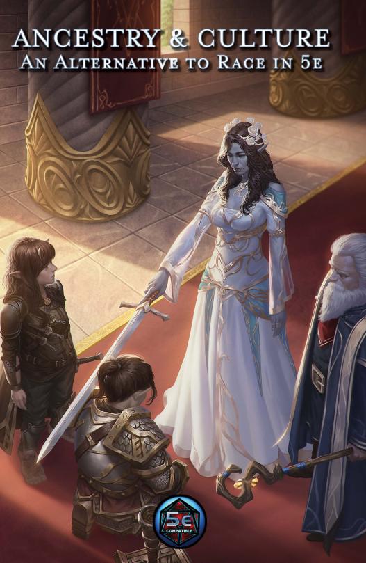 Ancestry Mechanics in Fantasy Games