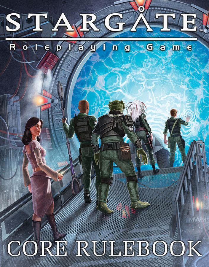 Stargate RPG Review